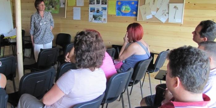 Пътуващ семинар в Стара планина
